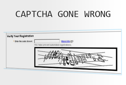 CAPTCHA alternative for web forms